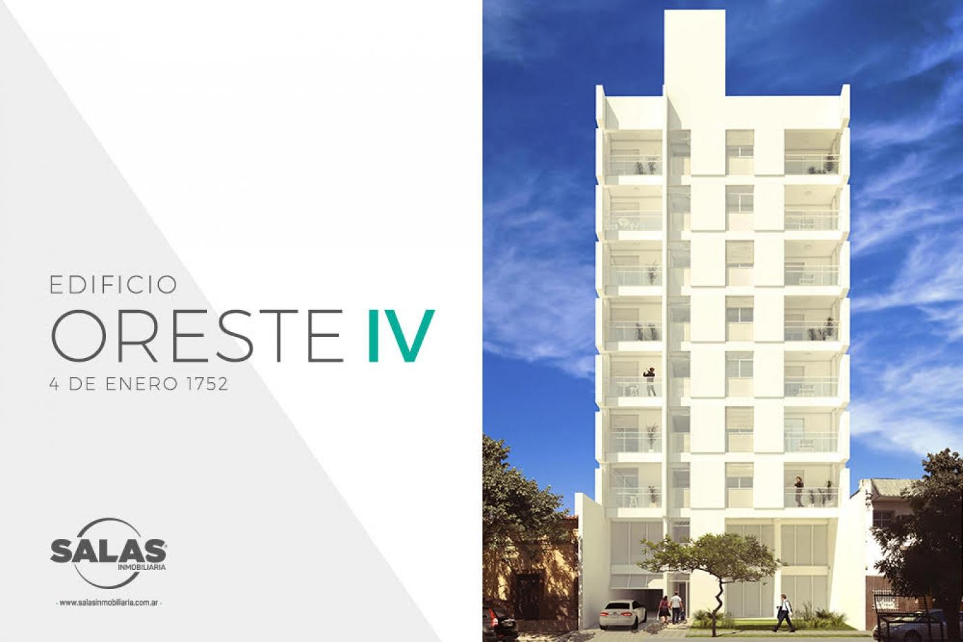 - EDIFICIO ORESTE IV -